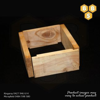 NATIVE BEE BOX (BOX ONLY)