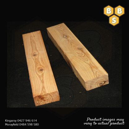 BOTTOM BOARD CLEATS TO SUIT 10 FRAME (PAIR)