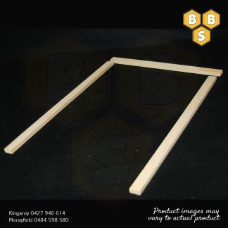 BOTTOM BOARD RISERS TO SUIT 8 FRAME (SET OF 3)