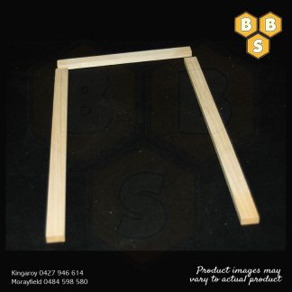 BOTTOM BOARD RISERS TO SUIT 4 FRAME (SET OF 3)