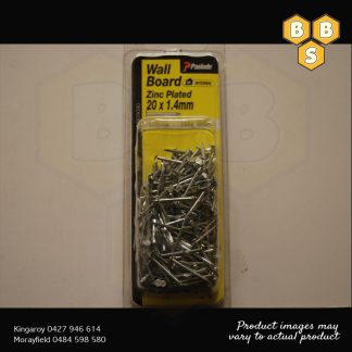 FRAMING NAILS 20X1.4 MM 100G